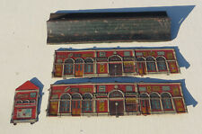 Bing O gauge Tin Plate Railway Station - Incomplete