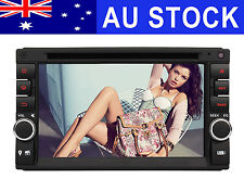 """6.2"""" Double 2 Din Touch Screen Car Stereo DVD Player Head Unit Universal 800MHz"""