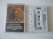 CIRCUS OF POWER S/T SELF TITLED ALBUM CASSETTE TAPE RCA BMG 1988
