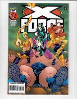 X-Force #52 Mar 1996 Marvel Comic.#131176D*4
