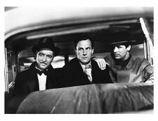 THE TALK OF THE TOWN still in car CARY GRANT & RONALD COLMAN - (g612)