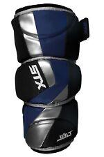 Stx Lacrosse Jolt Arm Pads Royal Blue, Medium
