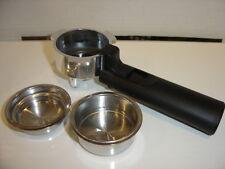Portafiltro ARIETE + filtro 1 tazza e filtro 2 tazze  Minuetto - cafè prestige