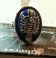 The Vampire Diaries, Damon and Stefan Salvatore daylight ring size 8