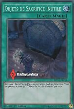 ♦Yu-Gi-Oh!♦ Objets de Sacrifice Inutile : MP17-FR218 -VF/Secret Rare-