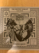 More details for the bard's tale ii, the destiny knight clue book, dream quest