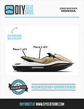 HONDA AquaTrax R -12 F-12 X F-15 X TAN Seat Skin Cover 2002 2003 04 05 06 2007 ^