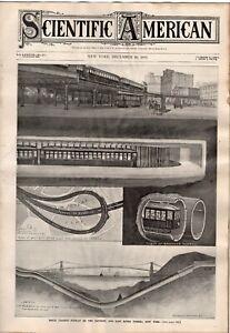1902 Scientific American  December 20 - Sandy Hook; Stroh violin; Jesup Siberian