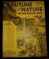 Outline of Nature in the British Isles edition no 10