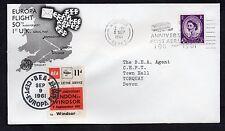 Machine Cancel Pre-Decimal Great Britain Stamp Covers