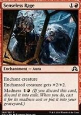 Senseless Rage NM X4 Shadows Over Innistrad MTG Red Common