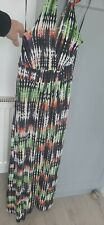 NEW LOOK MAXI DRESS, SIZE 12, HALTER NECK
