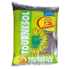 Sac de 5 Kgs Graines de Tournesol