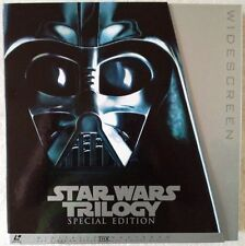 Star Wars Triogy Lasersdisc Special Edition Set