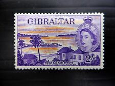 GIBRALTAR 1953 - 2/- SG153 Mounted Mint NB545