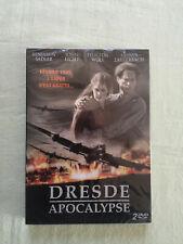 2 DVD --DRESDE APOCALYPSE--SADLER/LIGHT/WOLL/LAUTERBACH FR/EN