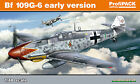 Eduard Models 1/48 Messerschmitt Bf 109G-6 Early Version [ProfiPACK Edition]