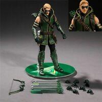 Mezco DC Comics Green Arrow One:12 PVC Action Figure Collectible Model Toy