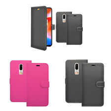 Case For Nokia 3.1 Wallet Flip PU Leather Stand Card Slot Pouch Phone Cover