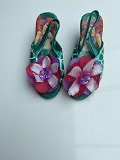 Disney Dress Up Shoes, Ariel, 9-10 Child, Hardly Worn