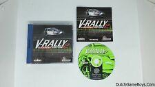 V-Rally Expert Edition 2 - Sega Dreamcast - DC
