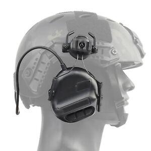Tactical Helmet Headset Headphones Heavy Duty Shooting Ear Protection Ear Muffs