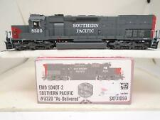 ScaleTrains Ho SXT31059 SD40T-2, Southern Pacific 8320, gg11
