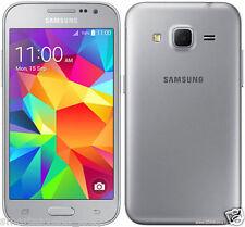 NUEVO Samsung Galaxy Core Prime sm-g361h/DS Silver Dual SIM Smartphone 8gb