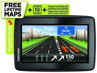 "TomTom Via 135 M EUROPA 5"" XXL Handy Freisprechen FREE Lifetime EU Maps GPS Navi"