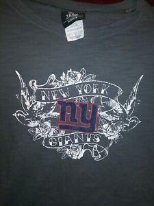 New York Giants  Football Nfl Women's  Sz M Top 🏈