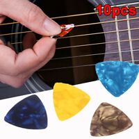 10pcs 0.46mm Antislip Celluloid Guitar Accessories Guitar Pick Plectrum g