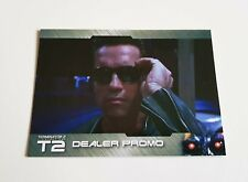 Unstoppable Cards Terminator 2 Exclusive Limited Edition Dealer Promo Card