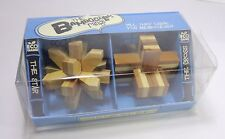 The Bamboozlers Range - Double Puzzle - Eco Game -The Cross & The Star