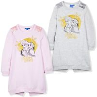 Disney Frozen Girls Long Warm Top Dress Jumper Sweatshirt Hoodie Tunic 3-8 Yrs