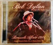 BOB DYLAN FEAT. MICK TAYLOR / 2 CD / BRUSSELS AFFAIR 1984 / 7TH JUNE 1984