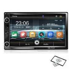 "2 Din Car Radio Video Player 7"" Multimedia player MP5 Player USB FM Mirror-Link"