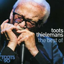 Toots Thielemans - Toots 90-The Best of [New CD] Holland - Import
