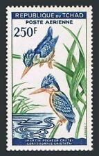 Chad C5,MNH.Michel 85. Malachite kingfisher,1963