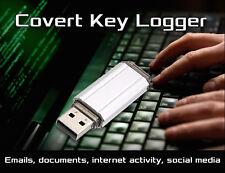 Covert keylogger-TRACK tutte le attività in remoto-Windows XP, Vista, 7, 8 & 10