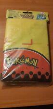 Vintage 1999 Pokemon 2 Player Mat factory sealed.