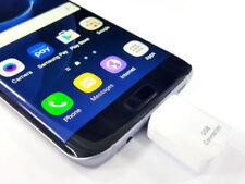 Genuine Samsung Galaxy S5 S6 S7 bordo MICRO USB OTG a USB 2.0 Connettore Adattatore