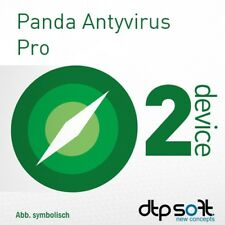 Panda AntiVirus PRO / Dome Essential 2 PC 2019 VOLLVERSION 2 Geräte 2018 DE EU