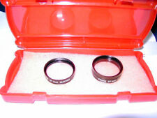 FORTE 37MM CLOSE UP (+2) and MACRO LENS KIT (NEW)