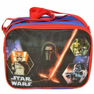Disney Star Wars The Force Awakens Kylo Ren Stormtrooper Lunch Bag Box Lunchbox
