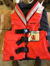 Kent Search & Rescue Commercial Life Jacket Vest Large New