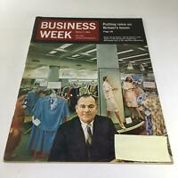 Business Week Magazine: Mar 7 1964 - Donald Dayton with his Dayton's Retail