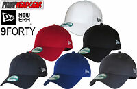New Era 940 Classic Arch Peak Adjustable Baseball Cap