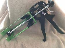 Hoof Trimming Specialties Dispensing Gun for Urethane Glue Cattle Hoof Blocks
