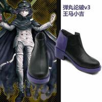Danganronpa v3 Himiko Yumeno Daily Adult Cosplay Shoes Boots HH.106