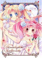 "Sailor Moon Illustration Doujinshi "" Moonlight Collection "" Usagi Chibiusa C86"